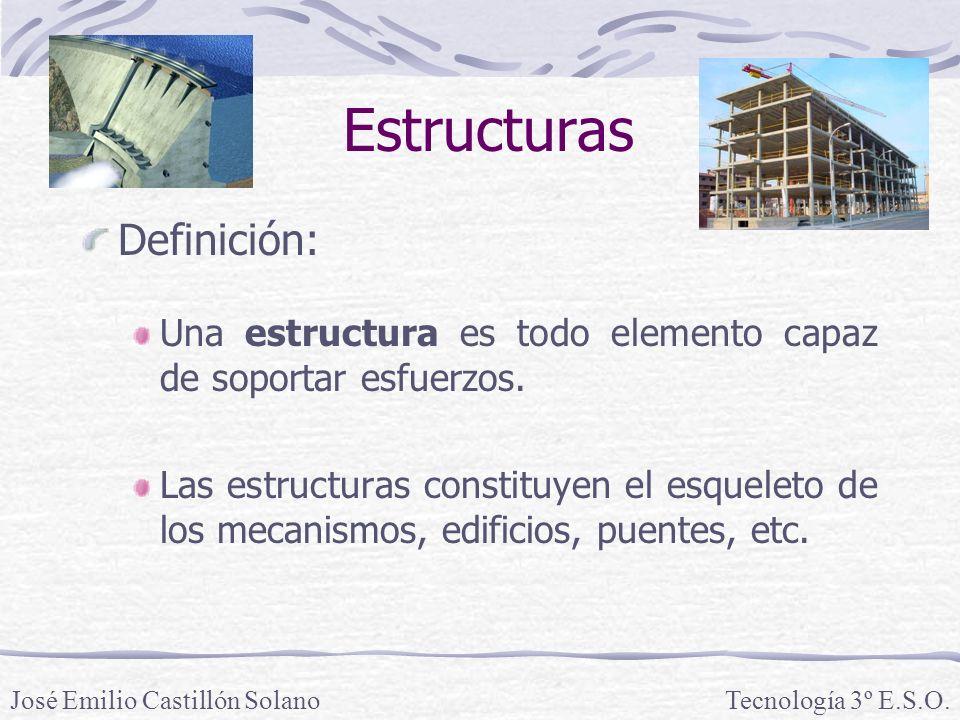 Estructuras Definición: