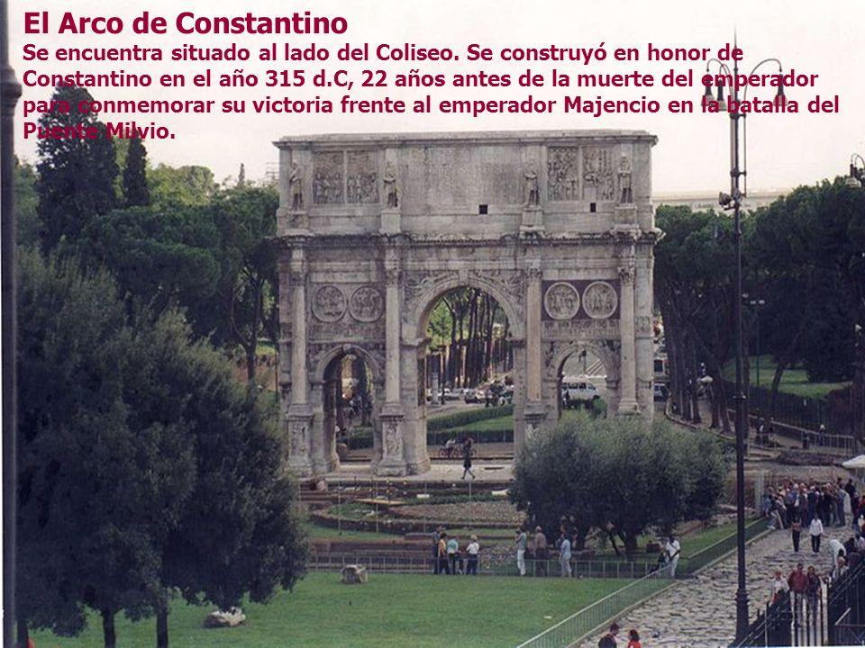 El Arco de Constantino