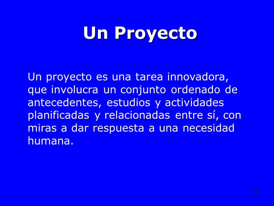 Un Proyecto
