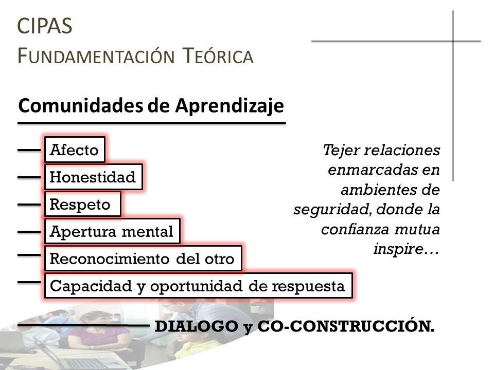 CIPAS Fundamentación Teórica
