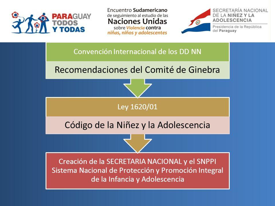 Convención Internacional de los DD NN