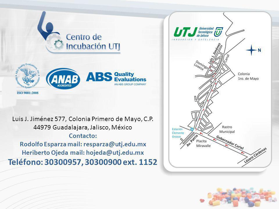 Luis J. Jiménez 577, Colonia Primero de Mayo, C. P