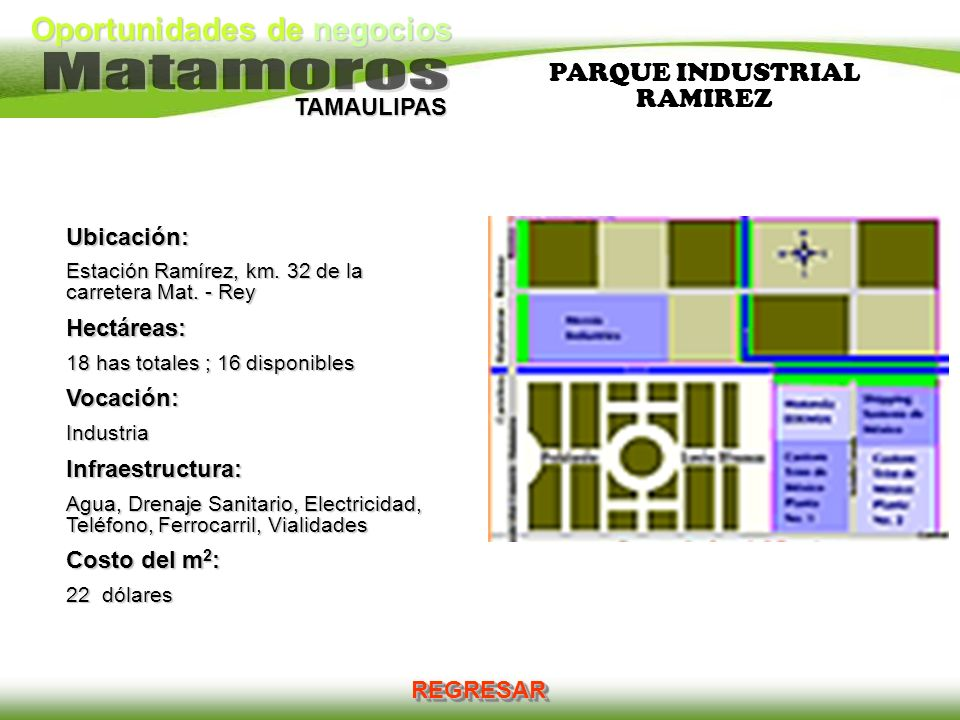 PARQUE INDUSTRIAL RAMIREZ