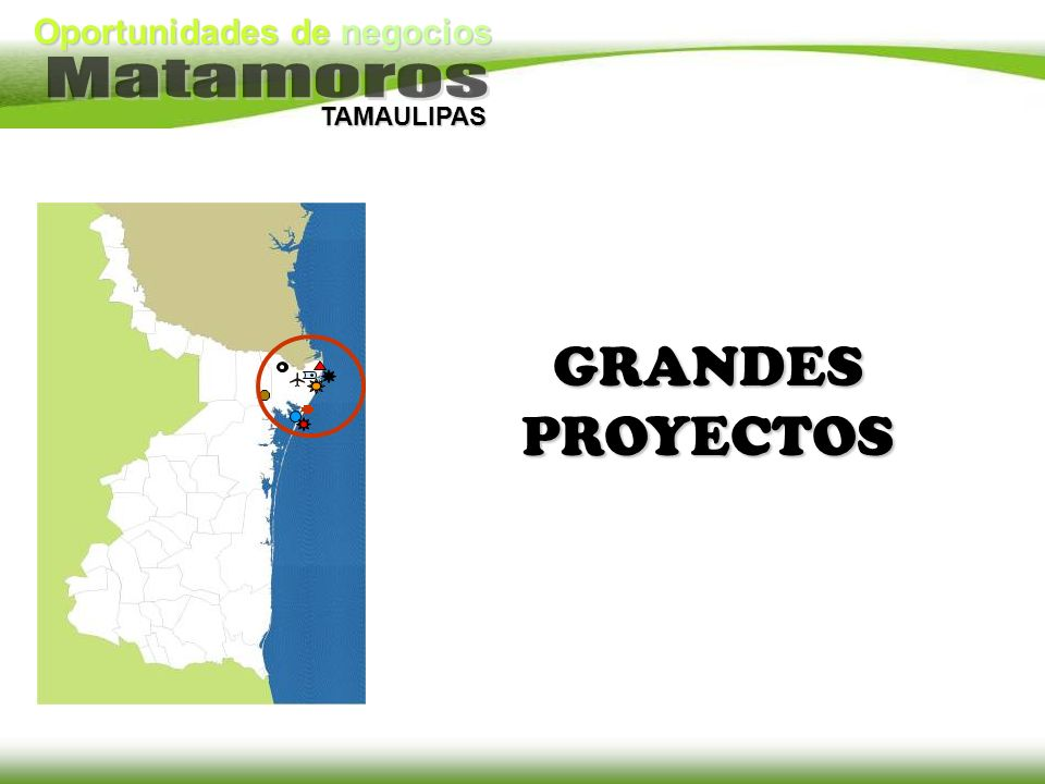 GRANDES PROYECTOS