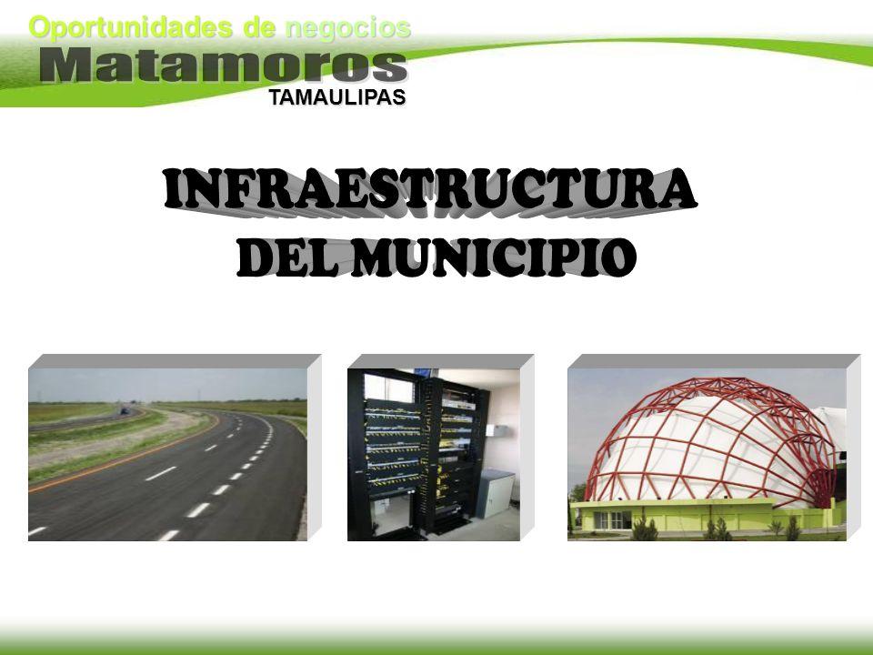 INFRAESTRUCTURA DEL MUNICIPIO