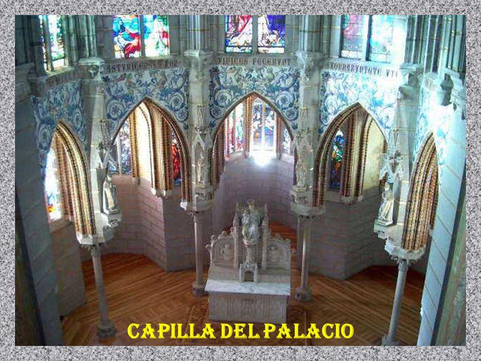CAPILLA DEL PALACIO