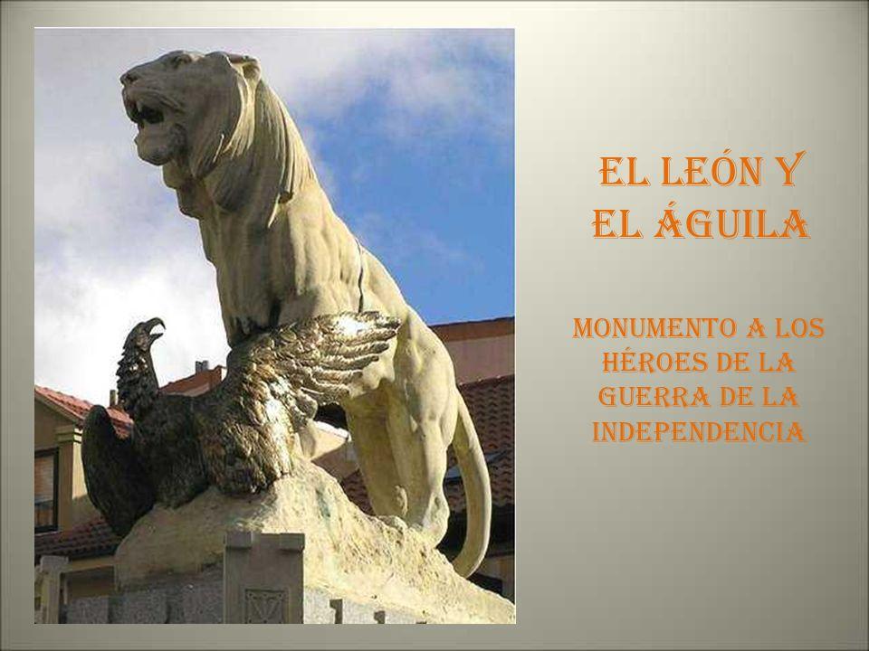Monumento a los héroes de la guerra de la Independencia