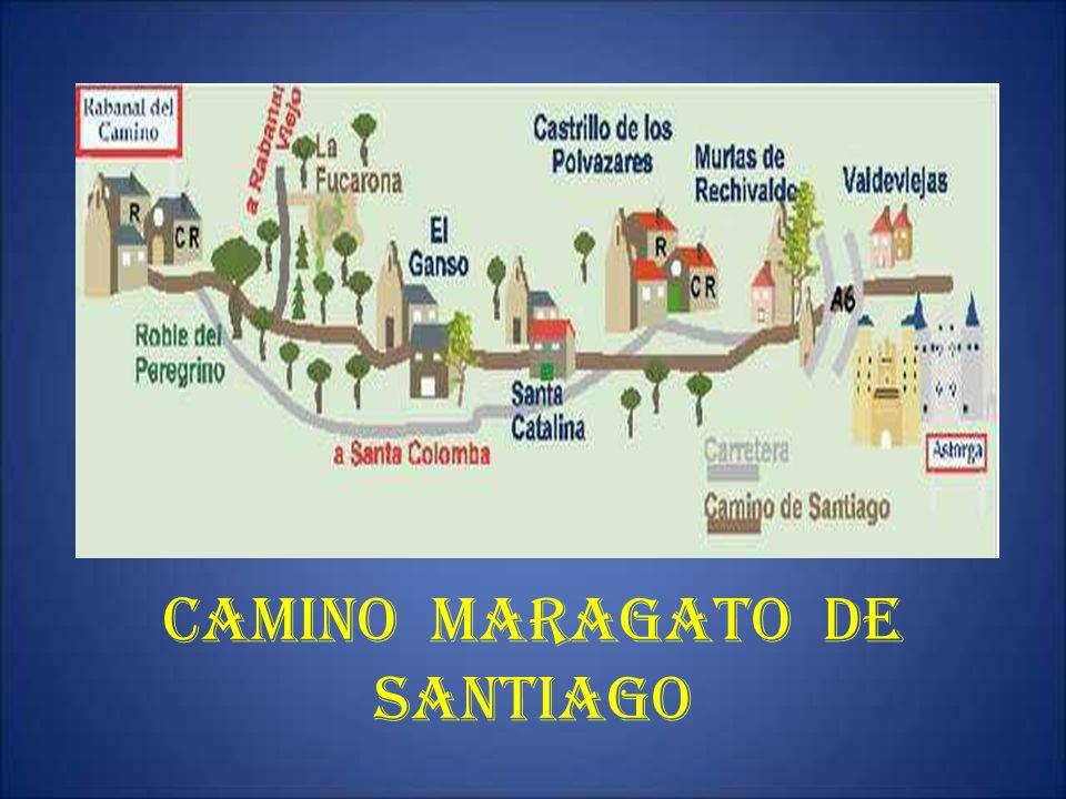 CAMINO MARAGATO DE SANTIAGO