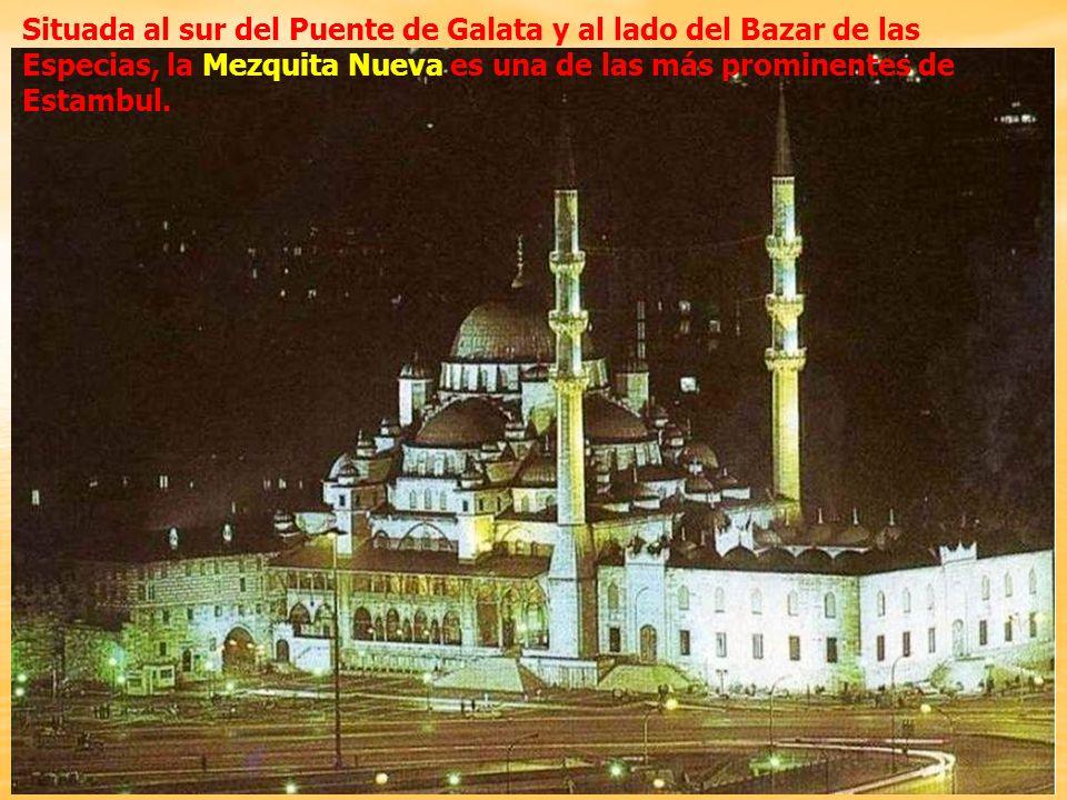 Yene Cami o Mezquita Nueva