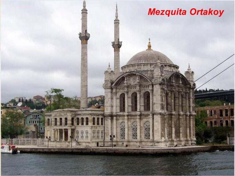 Mezquita Ortakoy