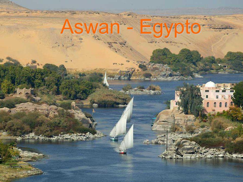 Aswan - Egypto
