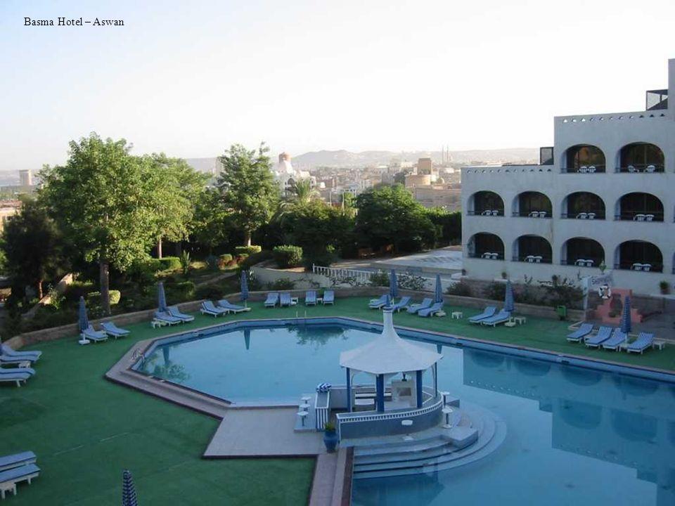 Basma Hotel – Aswan