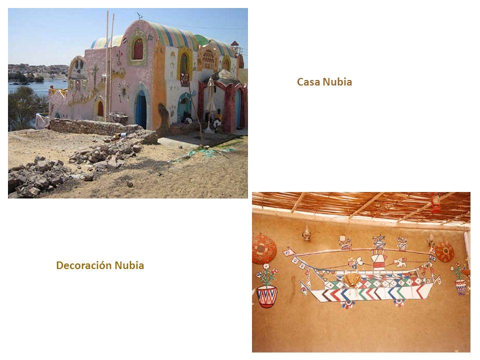 Casa Nubia Decoración Nubia