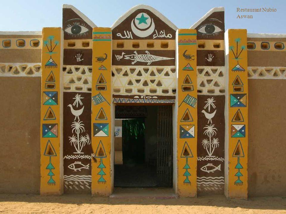 Restaurant Nubio Aswan