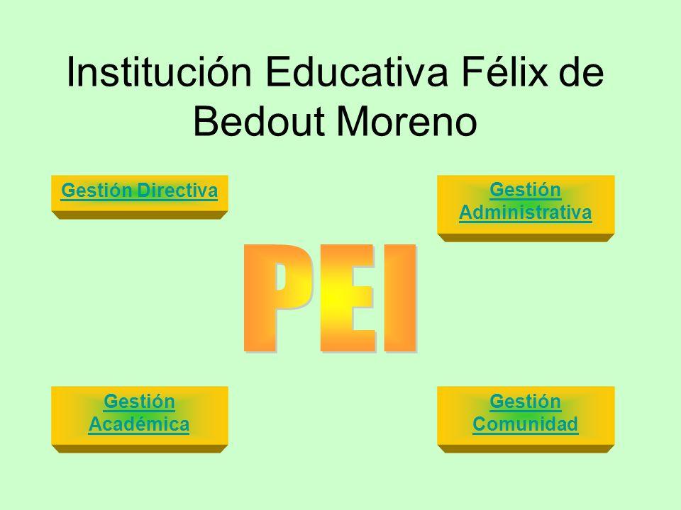 Institución Educativa Félix de Bedout Moreno