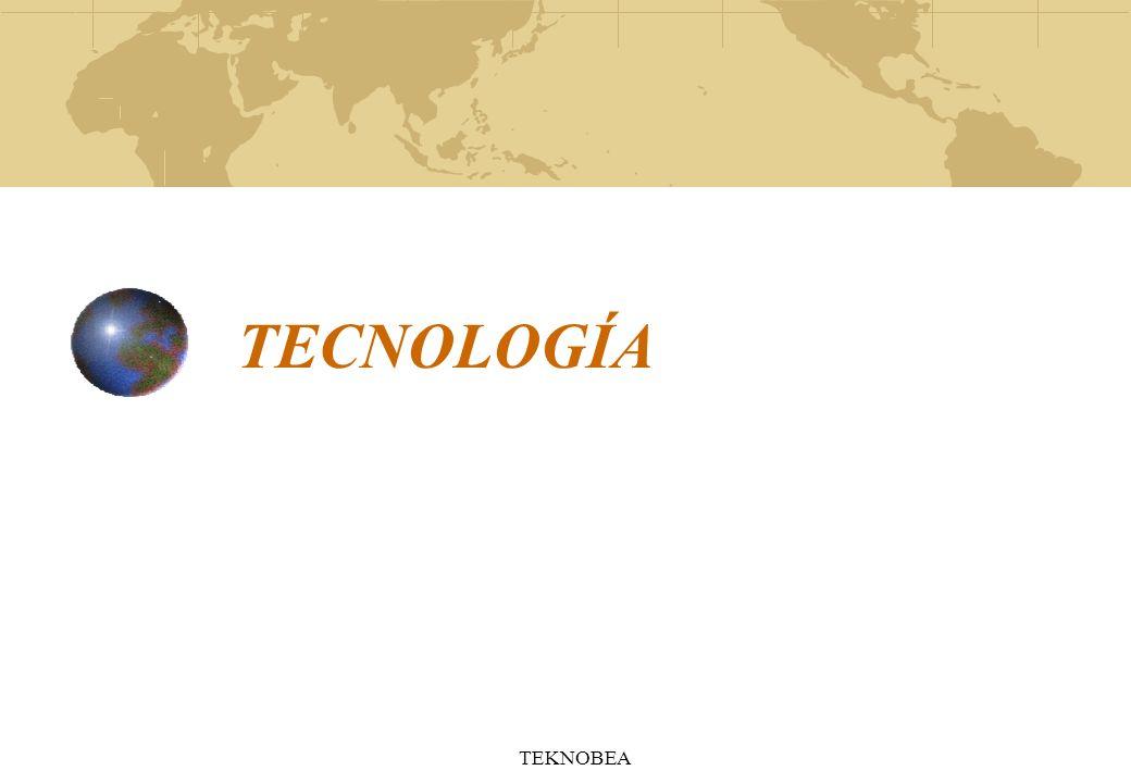 TECNOLOGÍA TEKNOBEA