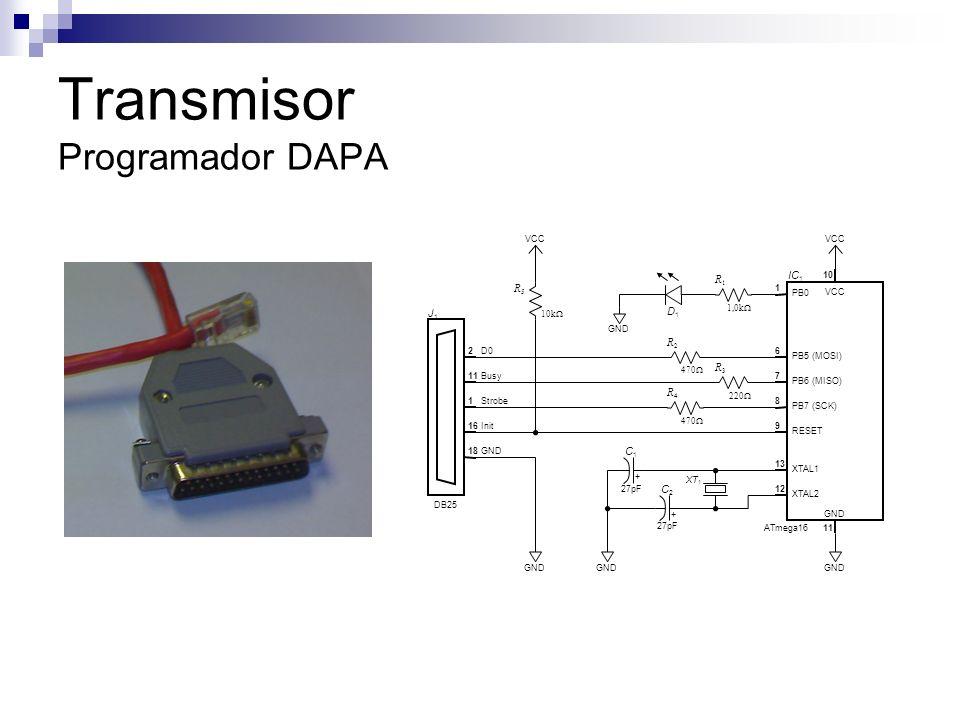 Transmisor Programador DAPA