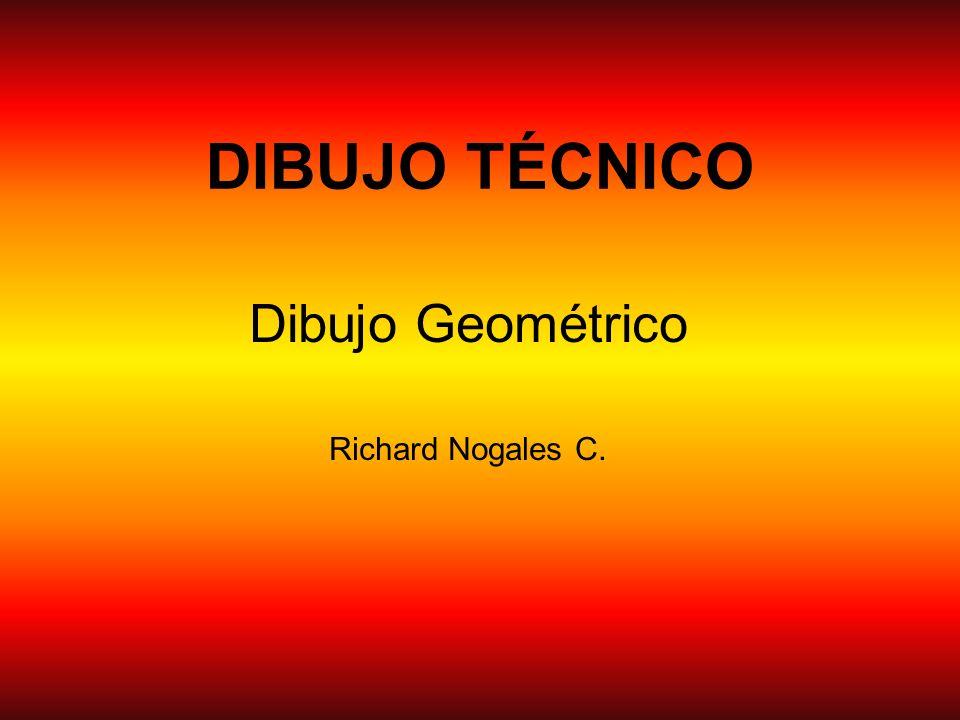 Dibujo Geométrico Richard Nogales C.