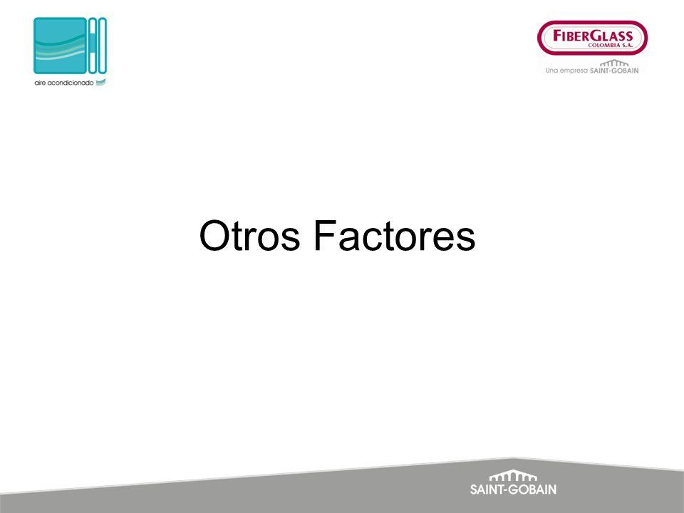 Otros Factores