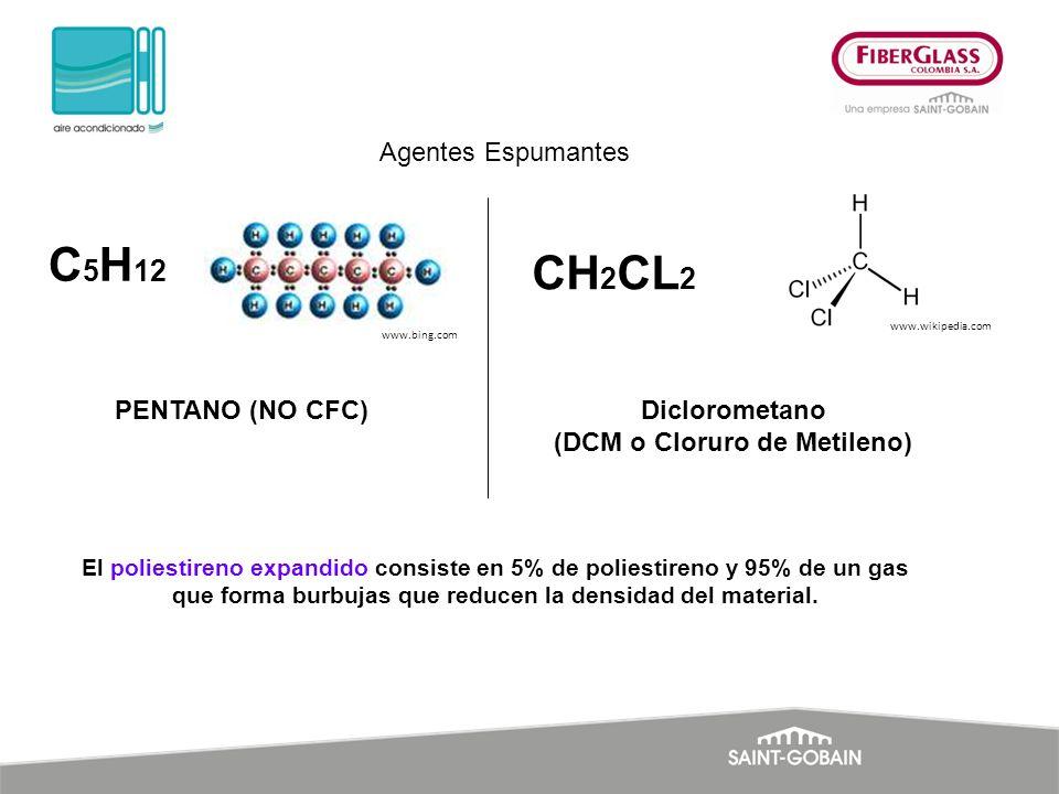 (DCM o Cloruro de Metileno)