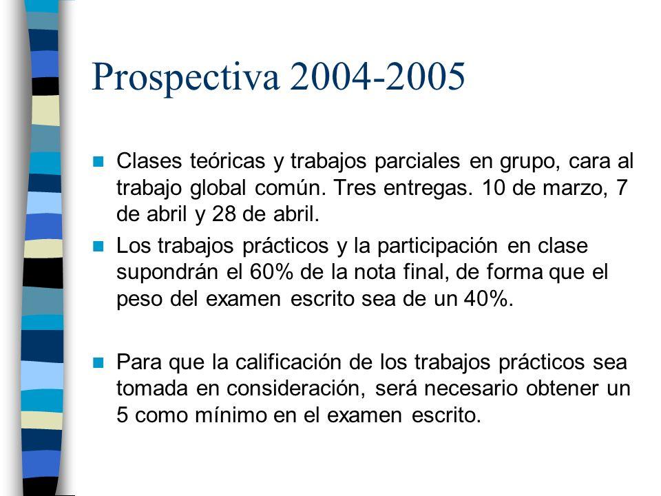 Prospectiva 2004-2005