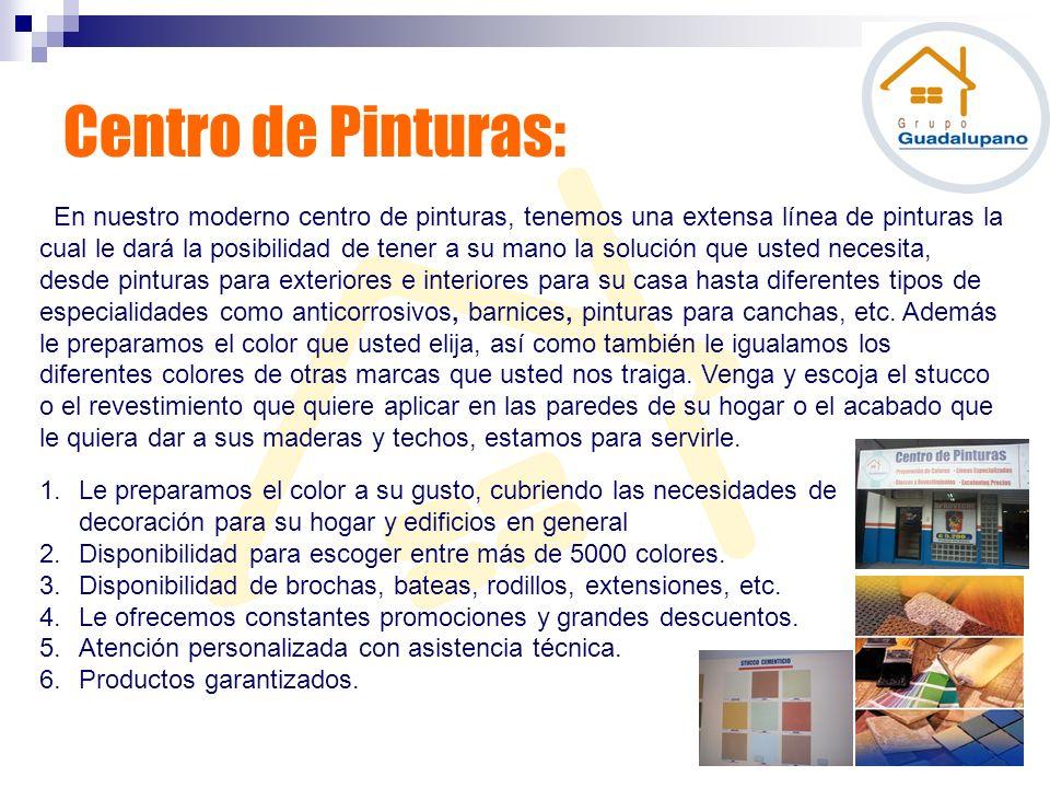 Centro de Pinturas: