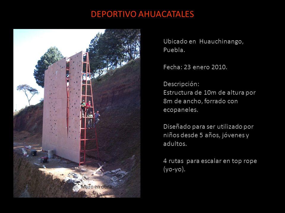 DEPORTIVO AHUACATALES