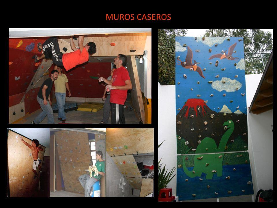 MUROS CASEROS