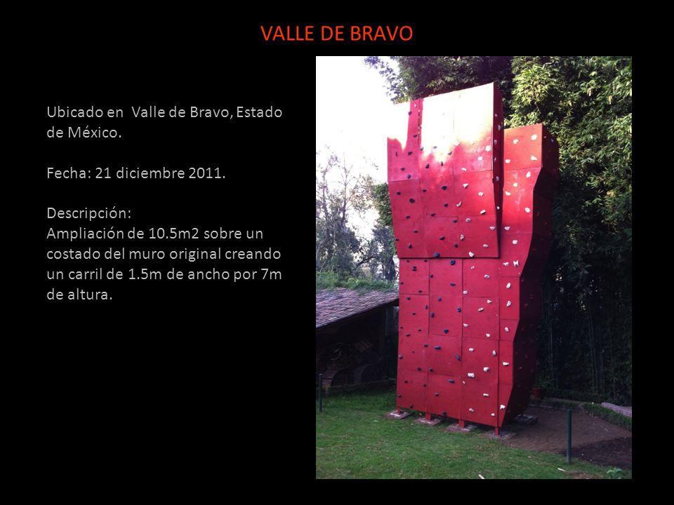 VALLE DE BRAVO Ubicado en Valle de Bravo, Estado de México.