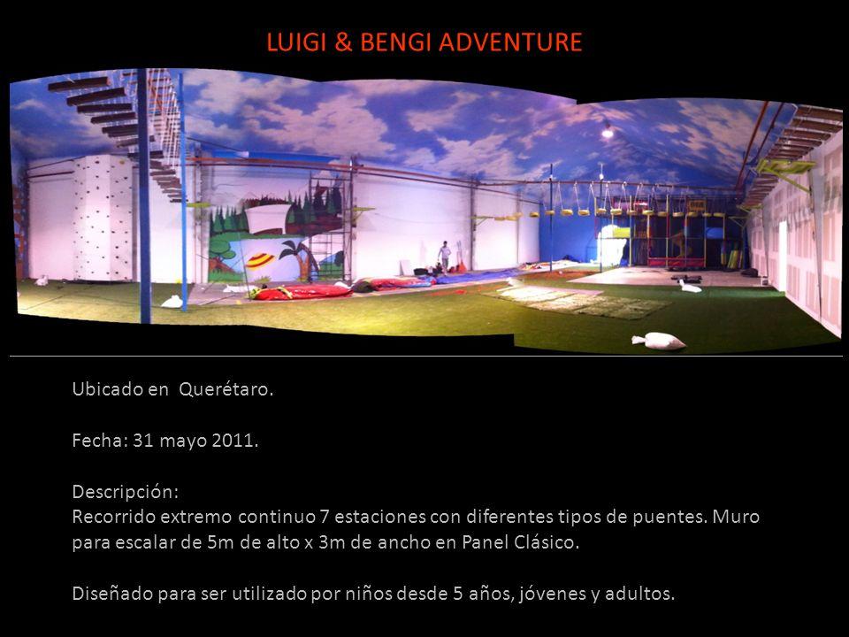 LUIGI & BENGI ADVENTURE