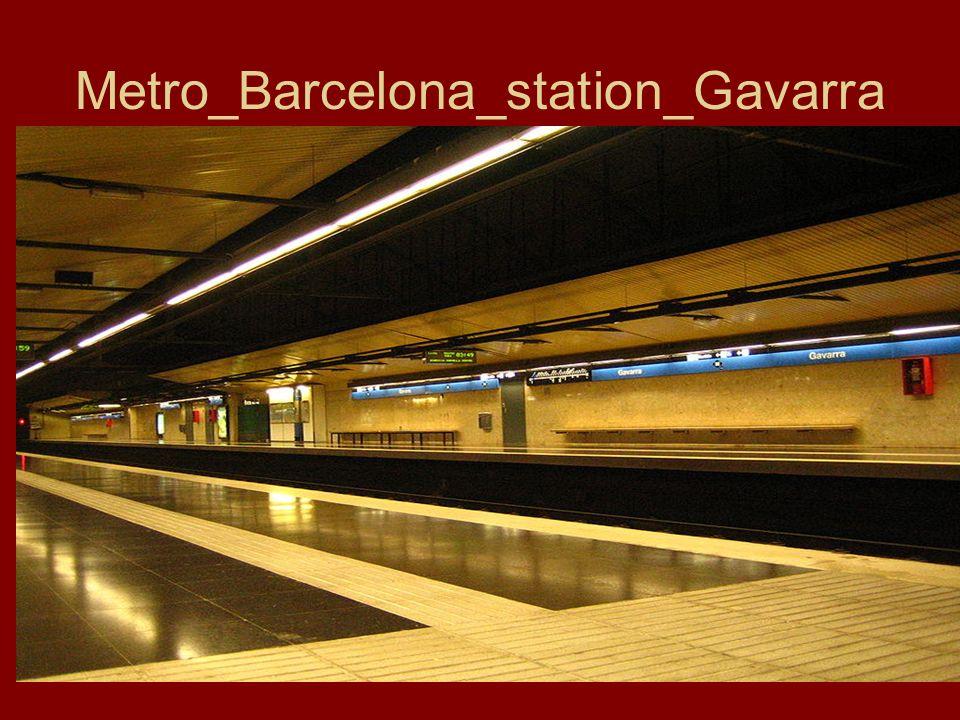 Metro_Barcelona_station_Gavarra