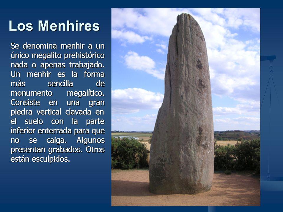 Los Menhires