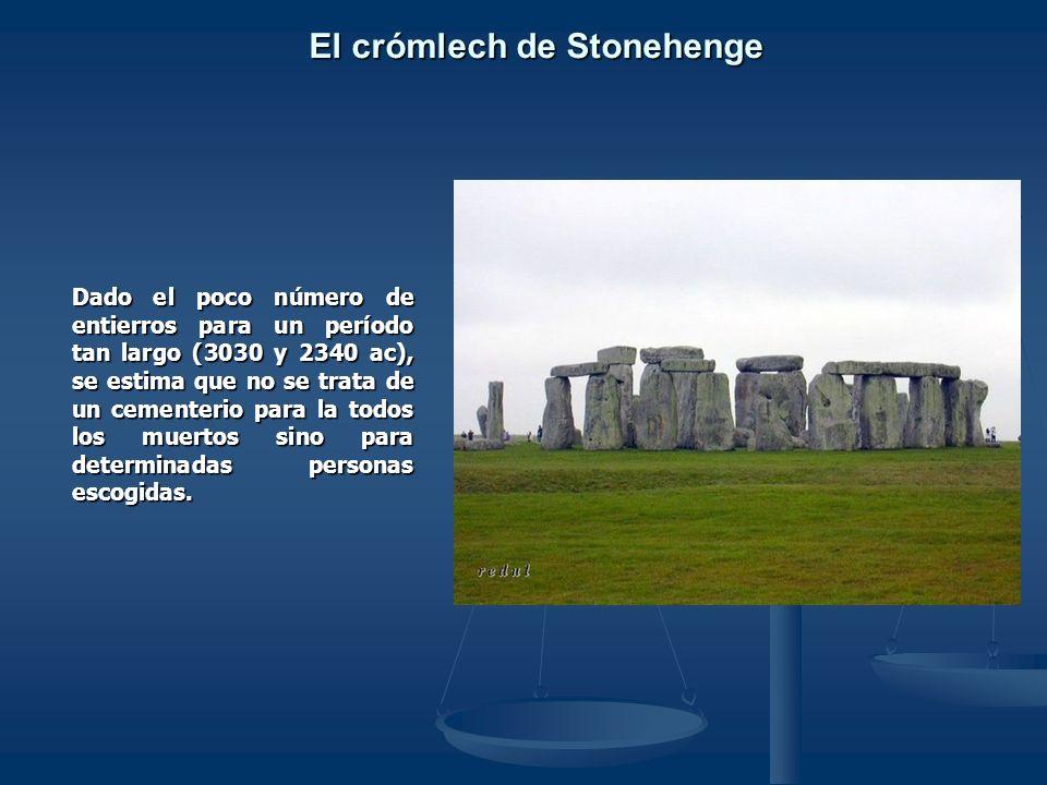 El crómlech de Stonehenge