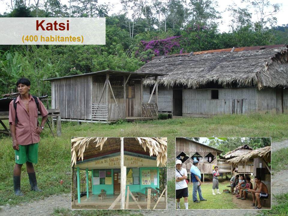 Katsi (400 habitantes)