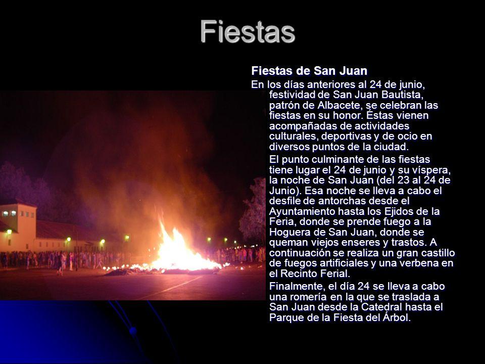 Fiestas Fiestas de San Juan
