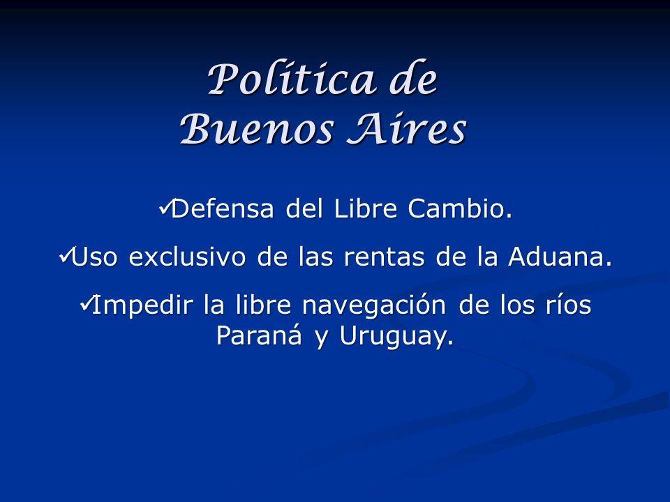 Política de Buenos Aires