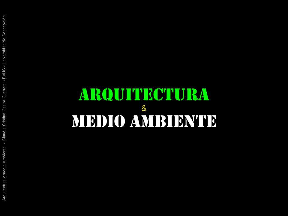 arquitectura & Medio ambiente
