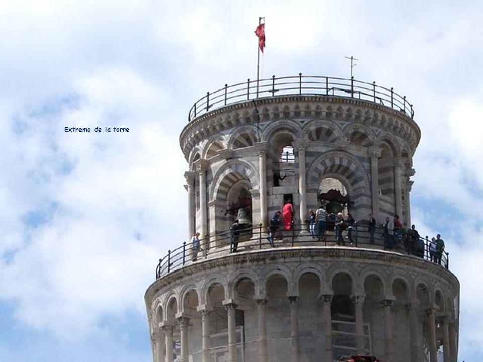 Extremo de la torre