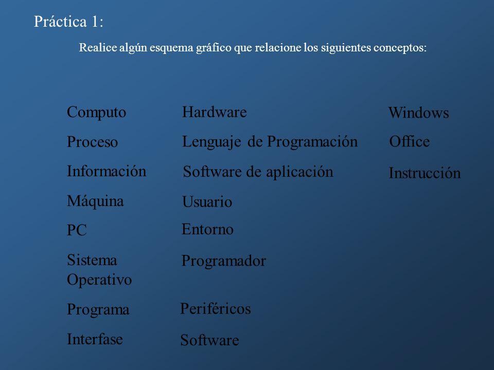 Lenguaje de Programación Office