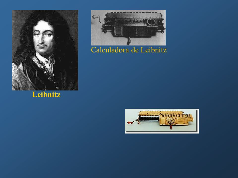 Calculadora de Leibnitz