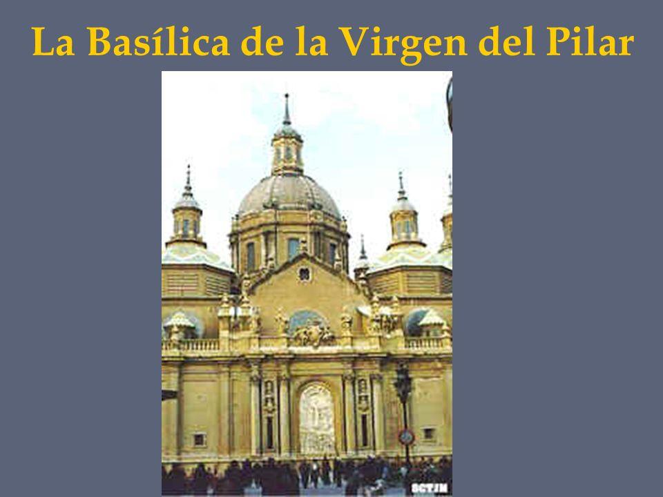 La Basílica de la Virgen del Pilar