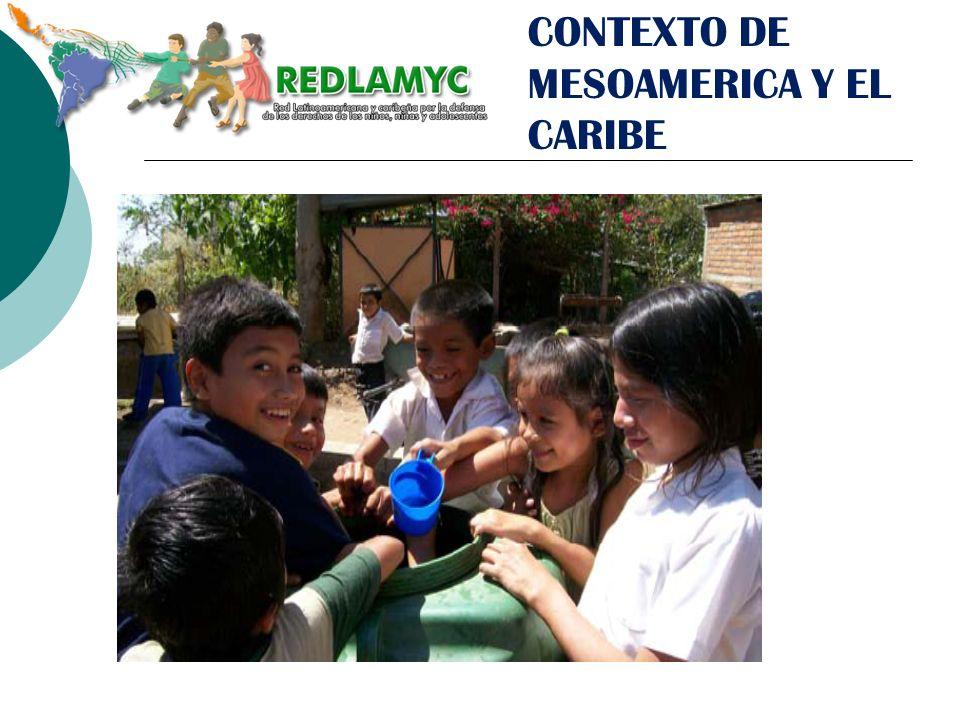 CONTEXTO DE MESOAMERICA Y EL CARIBE