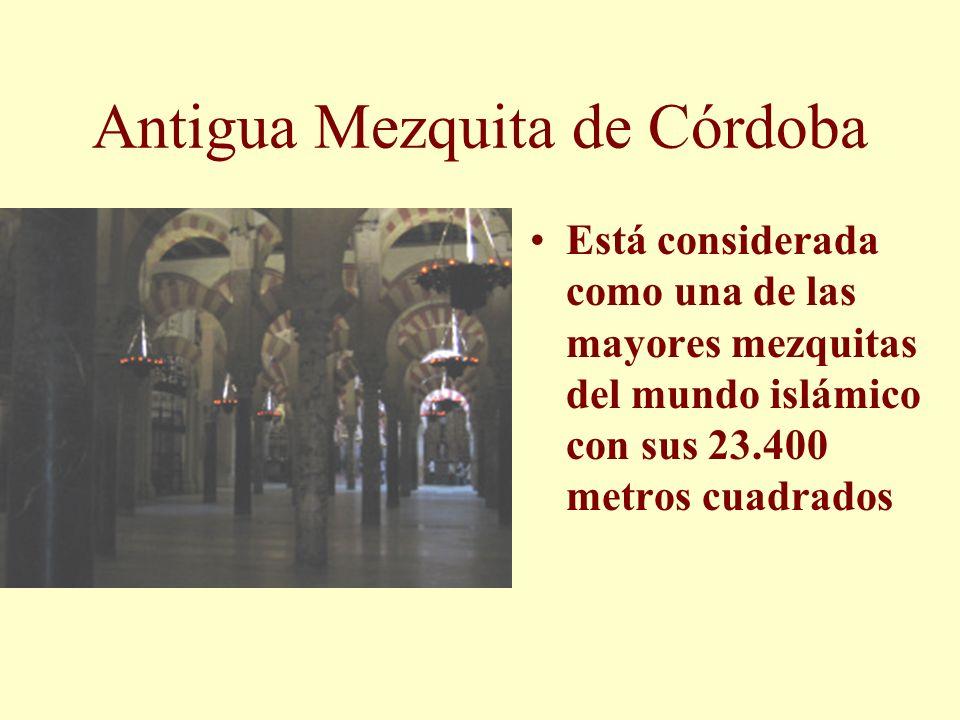 Antigua Mezquita de Córdoba