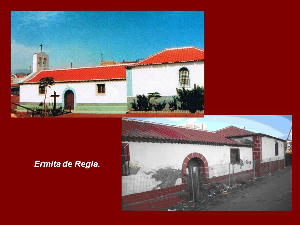 Ermita de Regla.
