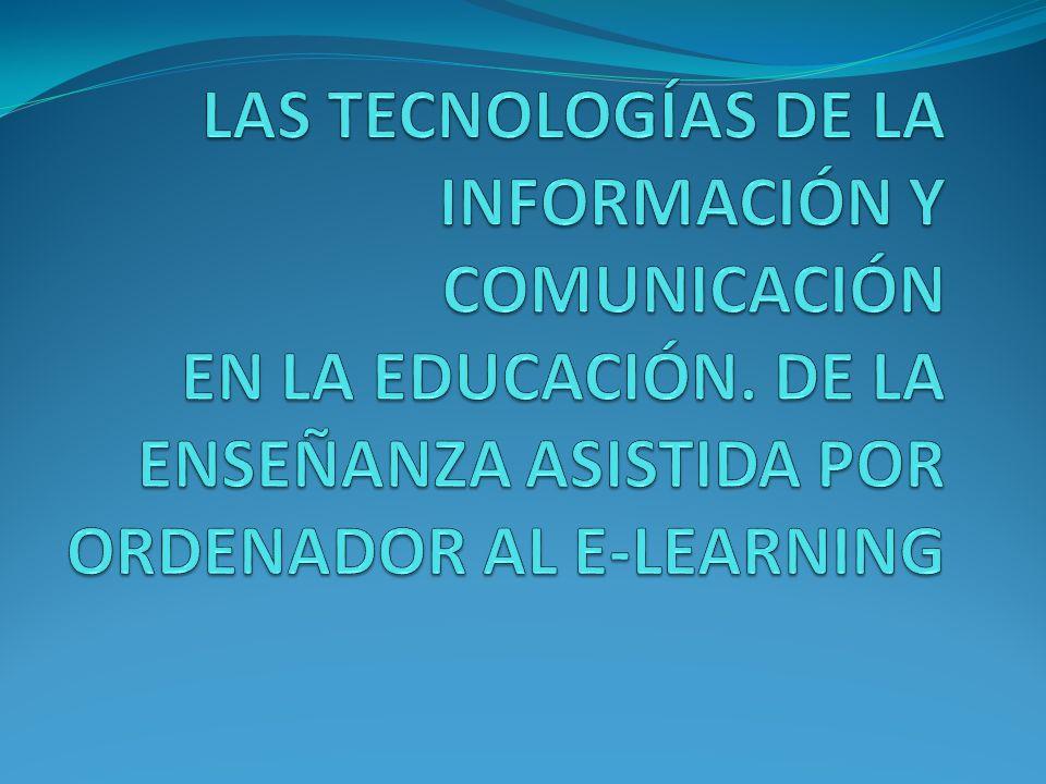 Las tecnologías de la información y comunicación en la educación