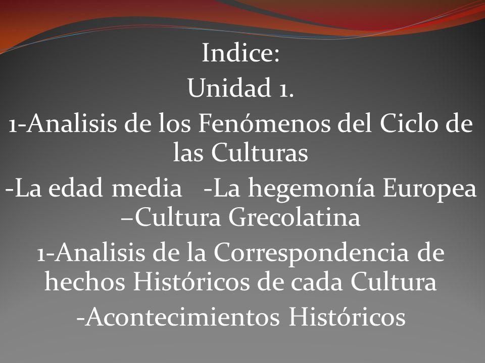 1-Analisis de los Fenómenos del Ciclo de las Culturas