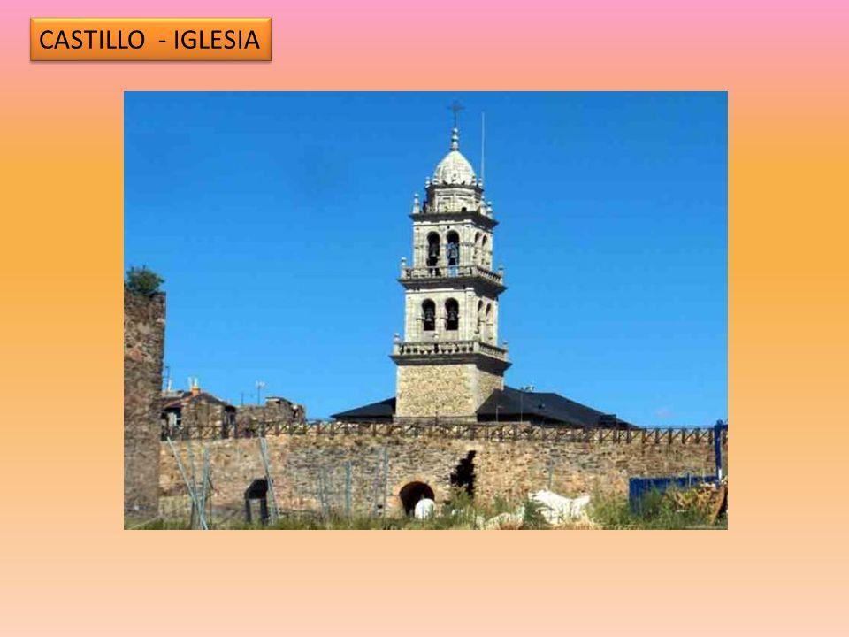 CASTILLO - IGLESIA