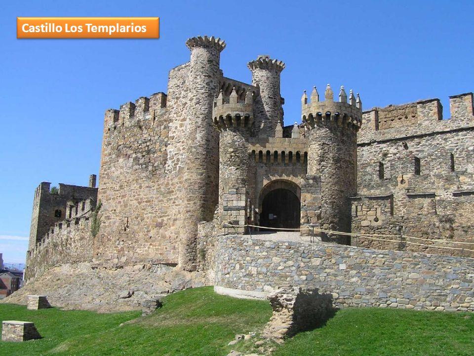 Castillo Los Templarios