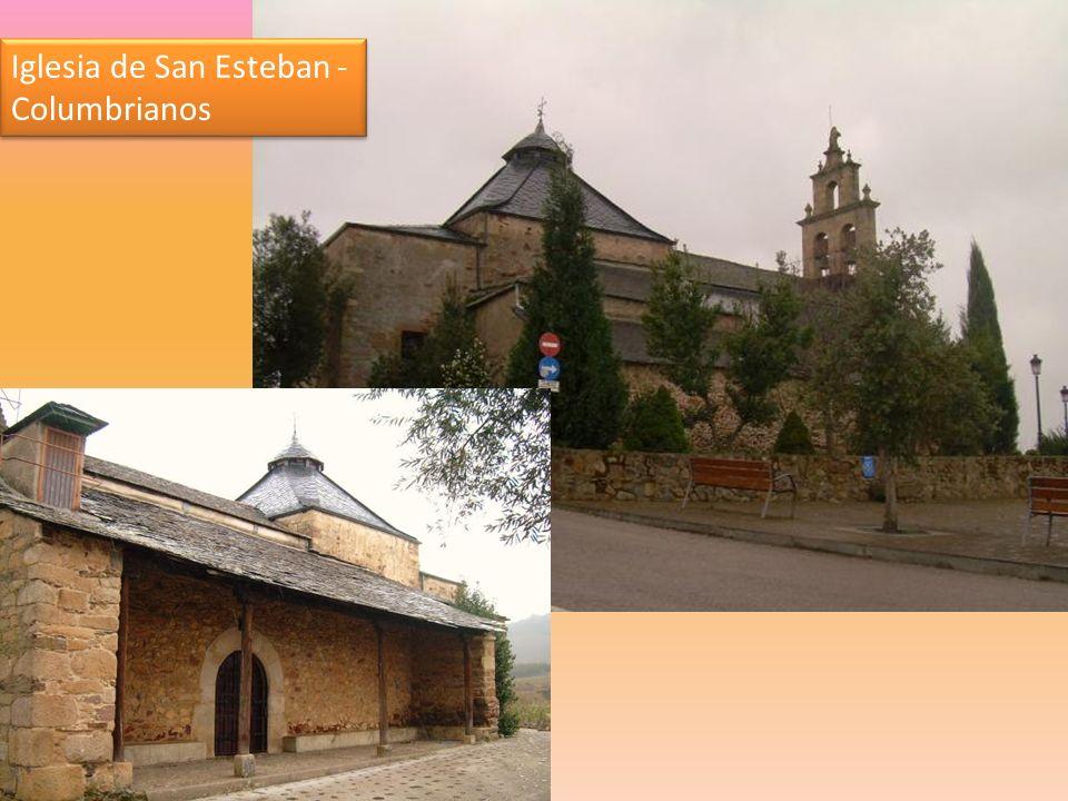 Iglesia de San Esteban - Columbrianos