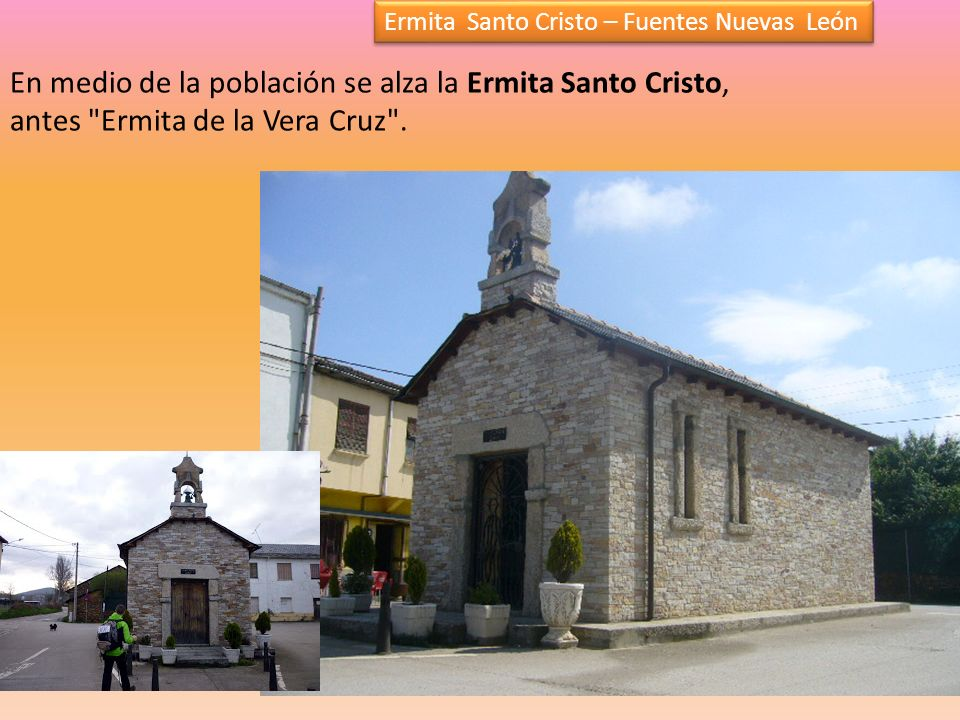 Ermita Santo Cristo – Fuentes Nuevas León